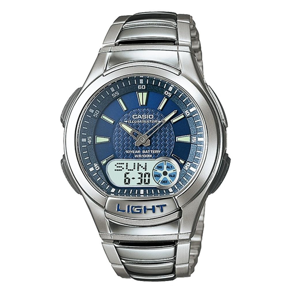 CASIO 指針數字雙顯時尚腕錶/AQ-180WD-2AVDF