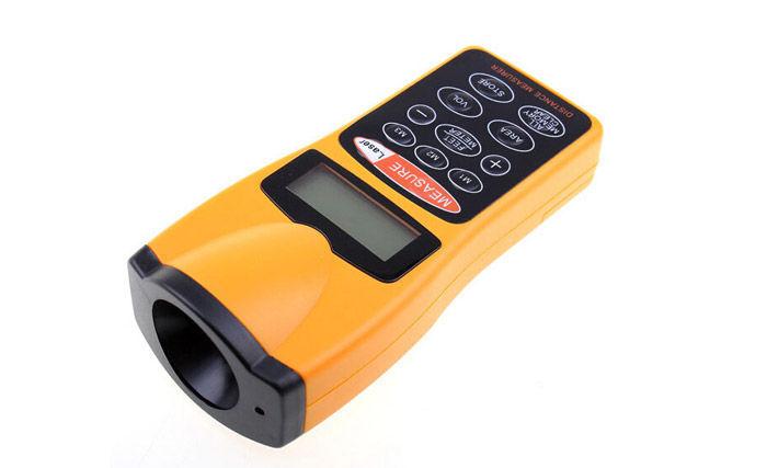 超音波手提式電子測距儀