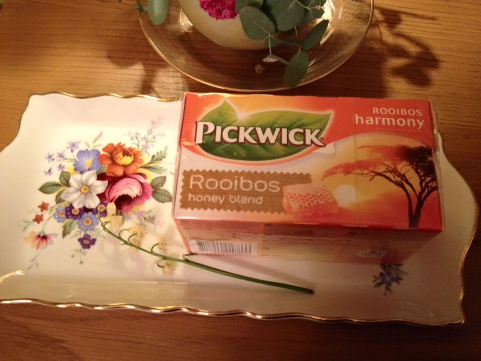 Pickwick Rooibos 路易博士茶 蜂蜜口感