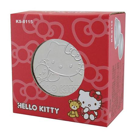 【敵富朗超巿】Kitty不鏽鋼餐盒-(KS-8115)