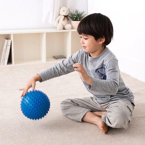 【Weplay 身體潛能館】感官知覺 - 觸覺球 (15cm) 6800KT3305