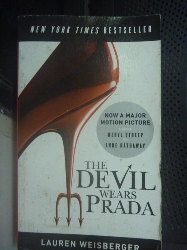 【書寶二手書T6/一般小說_IHW】The Devil Wears Prada_Lauren