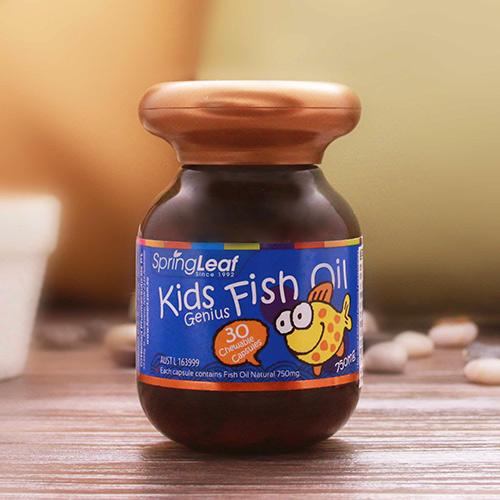 綠芙特級 兒童魚油軟膠囊(30顆/瓶) 1罐即可享免運唷~~