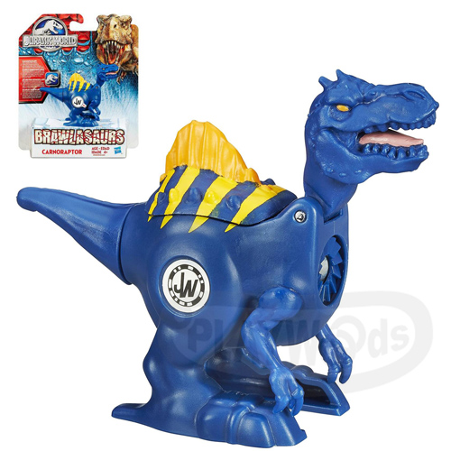 【Playwoods】[侏儸紀世界]戰鬥恐龍組-肉牛龍Carnoraptor(Jurassic World/孩之寶Hasbro/侏羅紀公園/可搭配APP遊戲)