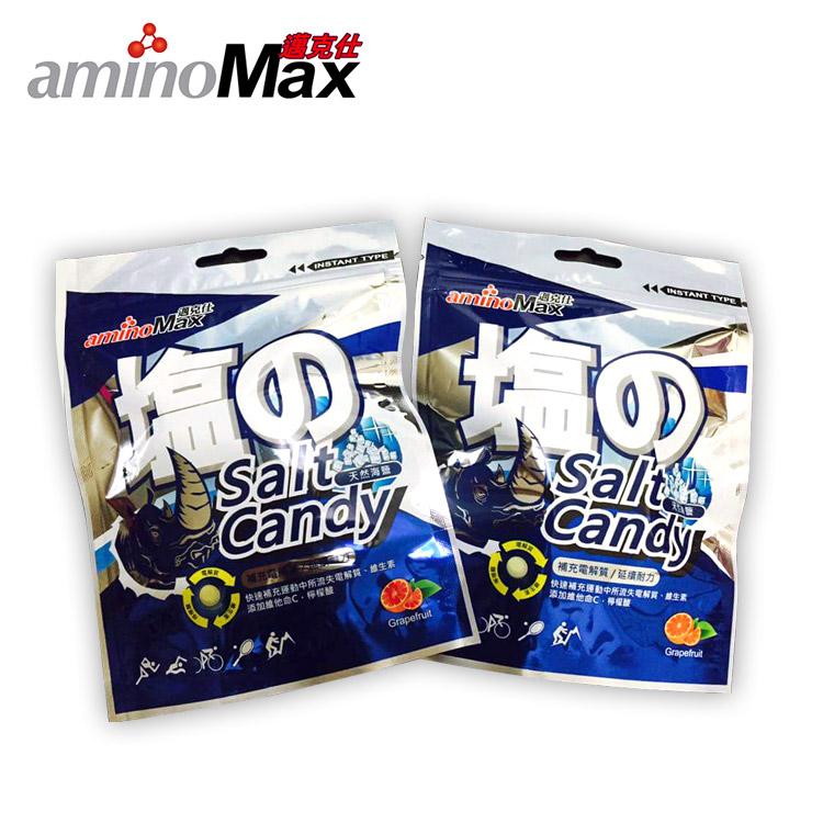 邁克仕 Salt Candy 邁克仕塩糖A113-1 (15-16顆/一包) / 城市綠洲 (HIRO's、aminoMax、海鹽、電解質、B群、補給)