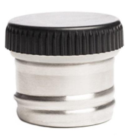 【【蘋果戶外】】Klean kanteen KSSF【窄口蓋/44mm/不銹鋼平口蓋】美國 窄口配件-不銹鋼平口蓋 水壺蓋 44mm Stainless Flat Cap 可利鋼瓶