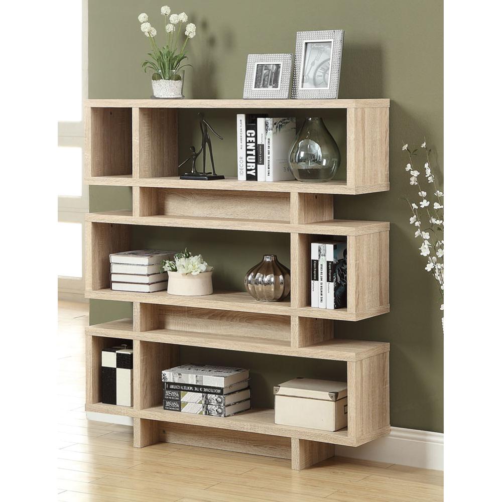 康迪仕摩登書櫃(淺木色) /收納櫃 / DIY組合家具