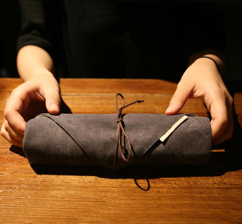 食在 餐具袋 (無附餐具)【客製化/訂製商品】