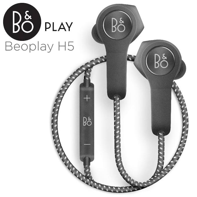 ★ 無線藍芽耳機 ★ B&O PLAY BEOPLAY H5 星辰黑/玫瑰金 公司貨 免運 0利率