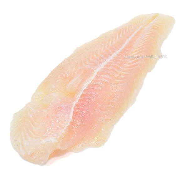 法式料理鯰魚(多利魚)一片$39