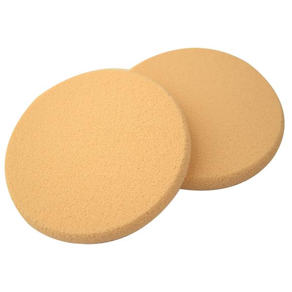 COSMOS A16兩用粉餅海綿 圓形(2入) S30173《Belle倍莉小舖》