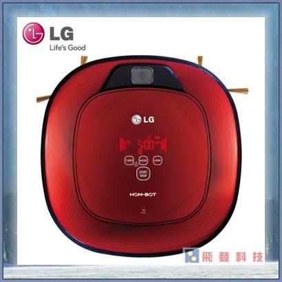 【清潔機器人】LG 雙眼小精靈機器人VR64702LVM(寶石紅) 清潔機器人 含稅開發公司貨