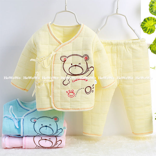 長袖套裝 新生兒肚衣套裝 嬰兒內衣套裝 ZH10427