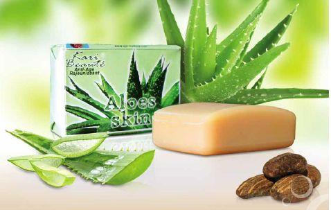 SPH乳油木果脂蘆薈清潤皂
