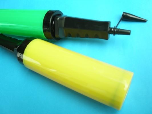 打氣筒 大雙向氣球打氣筒 氣球專用打氣筒(菱角)/一支入{定100}~5075