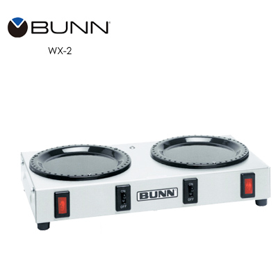 【BUNN】WX-2 雙咖啡保溫器