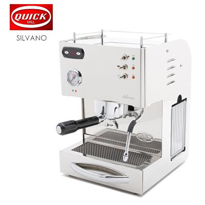 【QUICK MILL】SILVANO 喜華諾 義大利半自動咖啡機