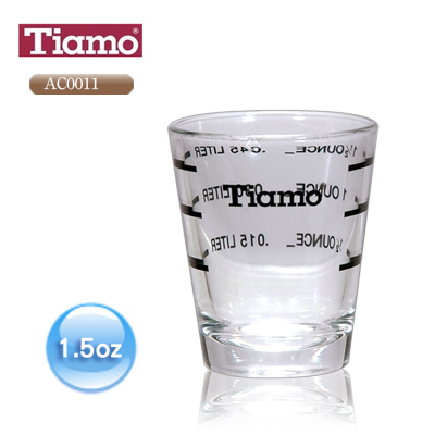 《Tiamo》玻璃盎司杯/1.5oz (AC0011)