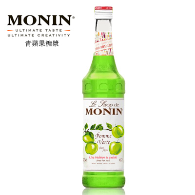【MONIN】Green Apple / 青蘋果糖漿