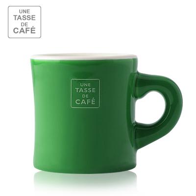【 Meister Hand 】UN CAFÉ馬克杯 150ml / 綠色 Green