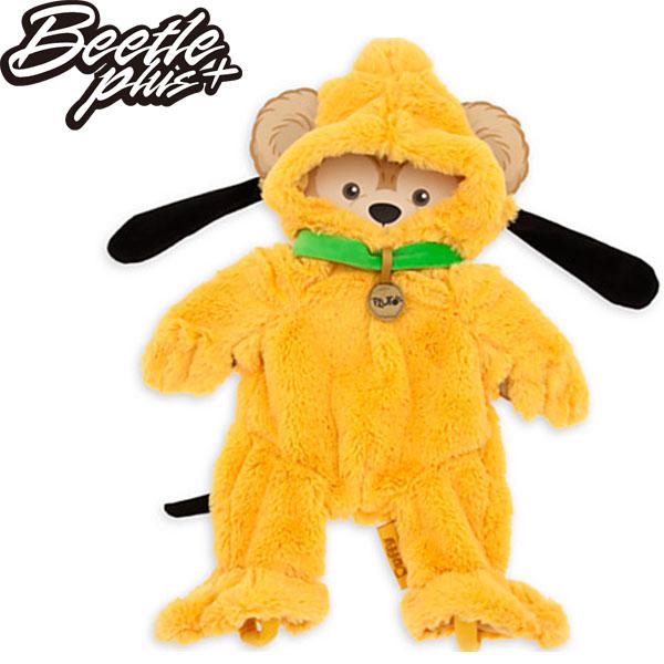 BEETLE 全新 正品 美國 DISNEY 布魯托 達菲 DUFFY 聖誕禮物 交換禮物 娃娃 玩偶衣服 聖誕禮物 布魯托 DUFFY J-32