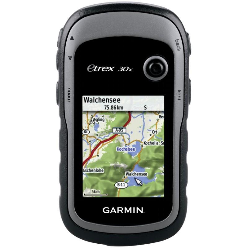 Garmin eTrex 30x 掌上型雙星定位導航儀/衛星導航 GPS【限時特價12/11止】