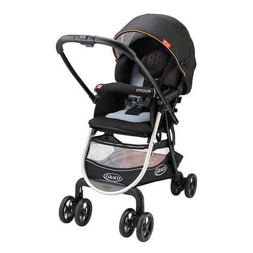 【悅兒樂婦幼用品舘】Graco 購物型雙向嬰幼兒手推車 城市商旅 CITIACE CTS-小珍珠