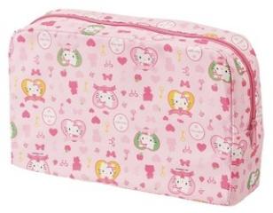『日本代購品』 凱蒂貓 HELLO KITTY  尿布袋 收納袋 雜物包