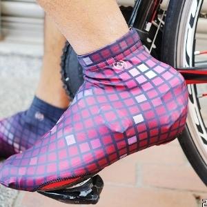 美麗大街【BK008】XINTOWN公路車單車鞋套~為你的卡鞋添新衣吧