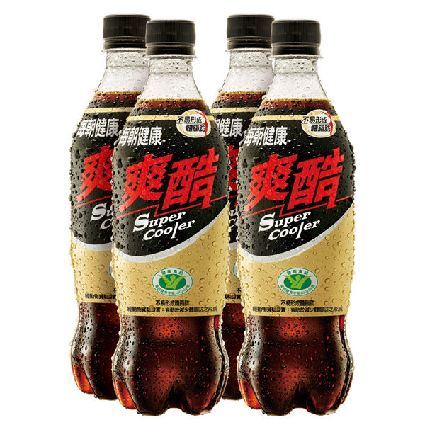 每朝健康 爽酷飲料 (590mlx24入/箱)