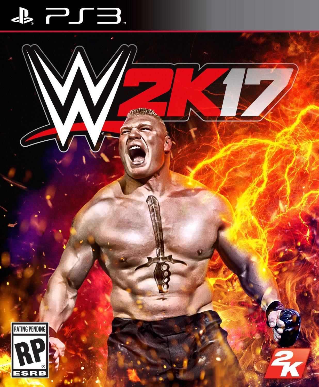 預購中 10月11日發售 英文版 [輔導級]  PS3 WWE 2K17