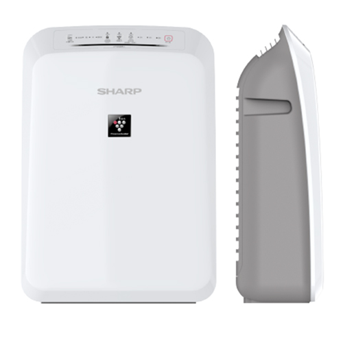夏普自動除菌離子空氣清淨機FU-D30T-W