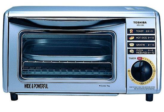 TOSHIBA 東芝  9公升電烤箱 HTR-1150GN缺貨中