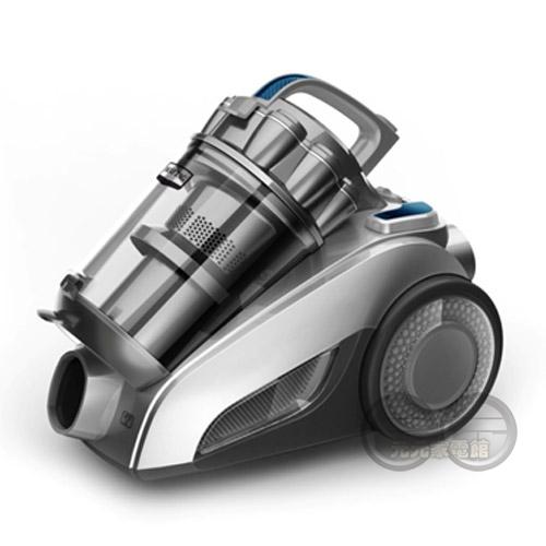 Whirlpool惠而浦550W多重氣旋式吸塵器VCK4007