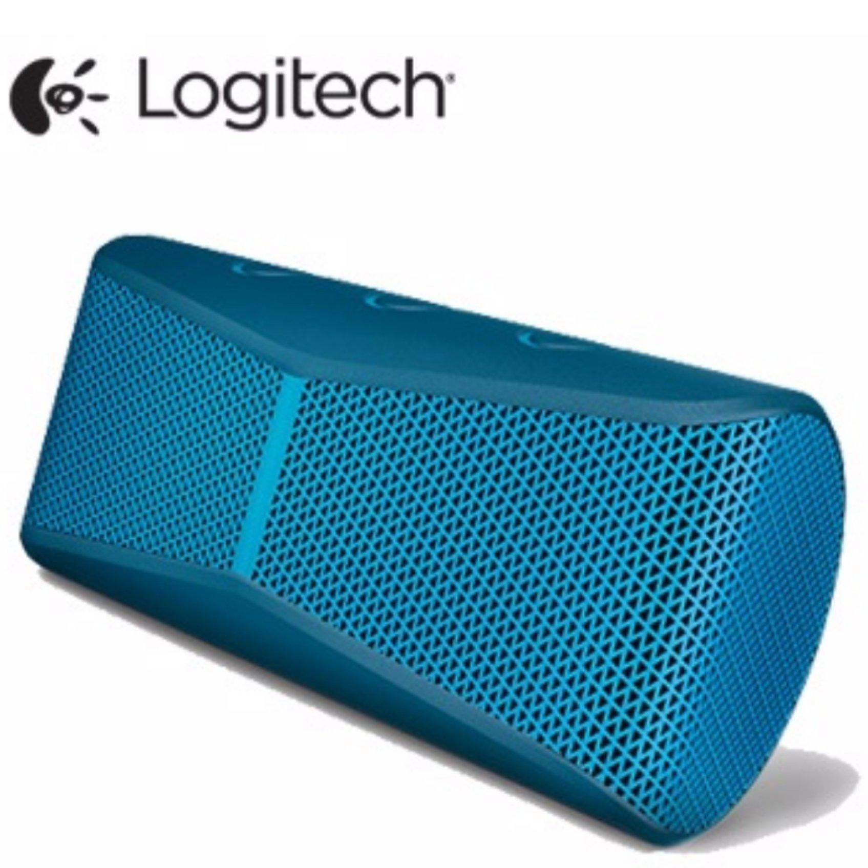 羅技 LOGITECH X300 行動無線立體音箱(藍) 984-000427