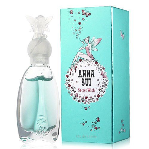 香水1986☆Anna Sui Secret Wish 安娜蘇 許願精靈4ml
