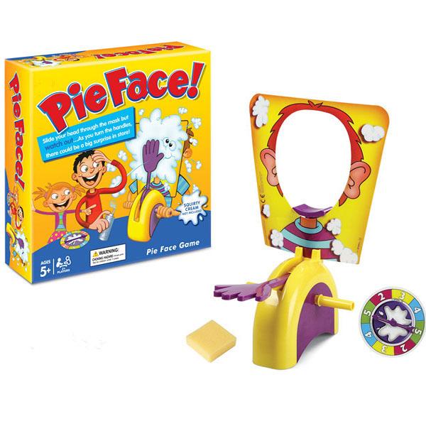 【派對遊戲】PIE FACE! 砸派機