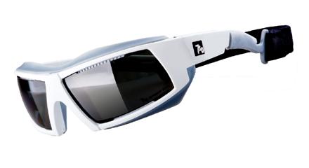 【【蘋果戶外】】720armour T935B2-4-PCPL-P SHARK 霧白灰腳 水上活動 風帆 衝浪 水上摩托車 救生員 浮力運動眼鏡 偏光眼鏡 運動太陽眼鏡