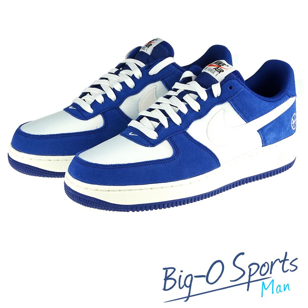 NIKE 耐吉 AIR FORCE 1 07  休閒運動鞋 男 488298438  Big-O Sports