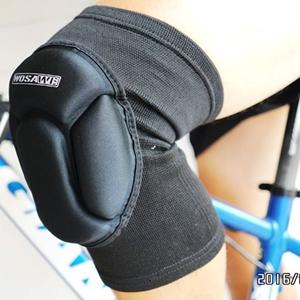 美麗大街【BK13227581】WOSAWE 騎行防摔防撞護膝 單車慢跑溜冰