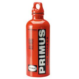【【蘋果戶外】】Primus 721950 Fuel Bottle 燃料瓶 0.6L/鋁合金燃油罐/汽化爐燃料壺.露營.登山.野外生存使用.適各種油品