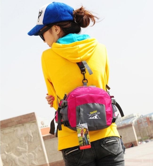 ♚MY COLOR♚時尚多用款背包 旅行 運動 防水 騎車 健身 男女 中性 安全帽 拉練 透氣【Z39】