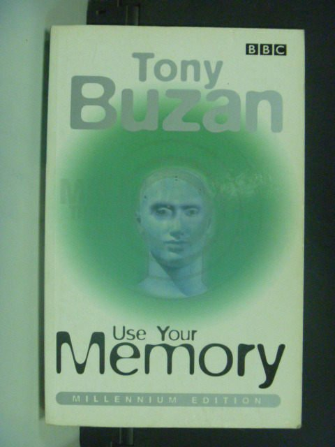 【書寶二手書T4/心理_GRD】Use your memory_by Tony Buzan.