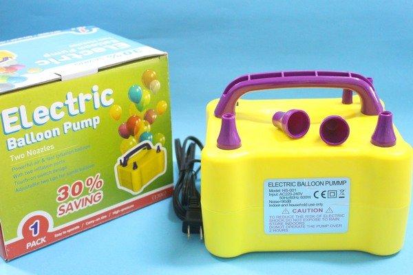 雙孔式氣球專用桌上型電動充氣機 HS-001 氣球充氣機 打氣機/一台入{促1999}~5076~