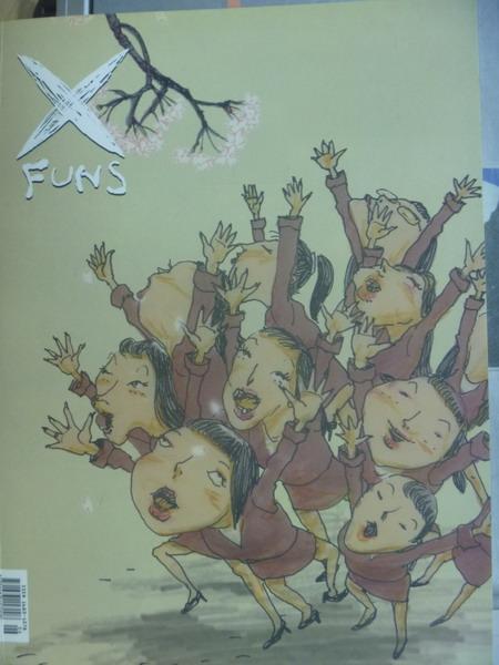 【書寶二手書T3/雜誌期刊_YJR】Xfuns放肆創意設計_6期_導演動畫數位攝影