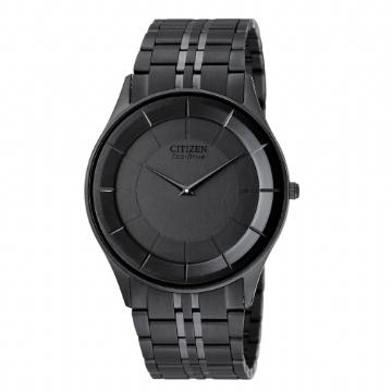 CITIZEN 光動能超薄腕錶 AR3015-61E