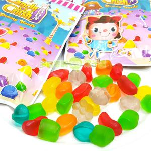德國 candy crush 果香軟糖 QQ水果軟糖 [GE001]