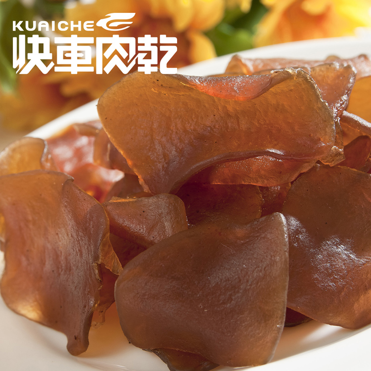 【快車肉乾】H13 純蒟蒻片 × 個人輕巧包 (155g/包)