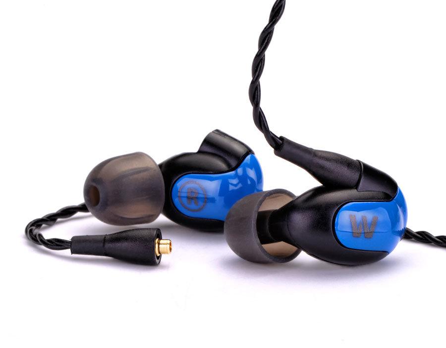 志達電子 W20 Westone W20 雙單體耳道式耳機 MMCX換線設計 雙絞線 (思維公司貨) For iPod/iPad/iPhone