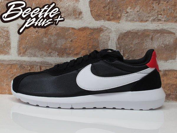 女生 BEETLE NIKE ROSHE LD-1000 黑白 黑紅 阿甘鞋 復古 休閒 慢跑鞋 819843-001
